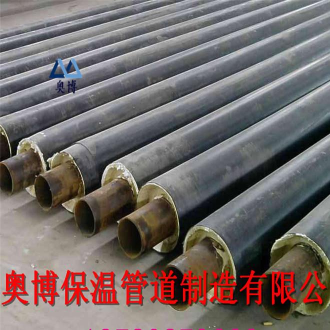 现货供应 聚乙烯夹克管 高密度聚乙烯夹克管 保温管外护管厂家示例图6