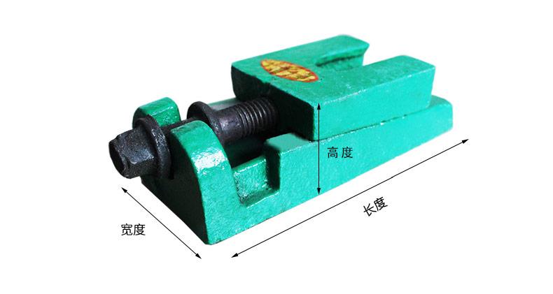 s83可调垫铁 机床调整垫脚 佳鑫减震防震垫铁示例图11
