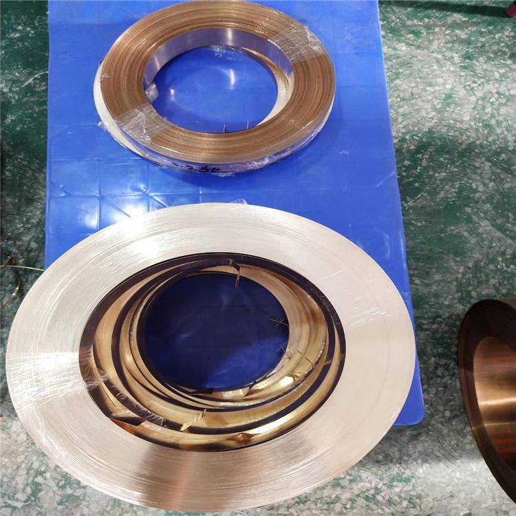 环保铍铜棒 BeA-275C高韧性铍铜棒 C17200铍铜棒示例图2
