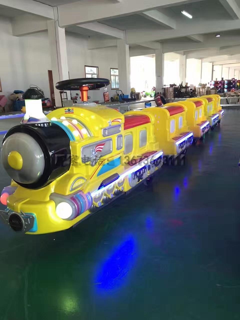 儿童游乐设备桑巴气球 厂家直销 郑州大洋8臂桑巴气球公园游乐示例图45