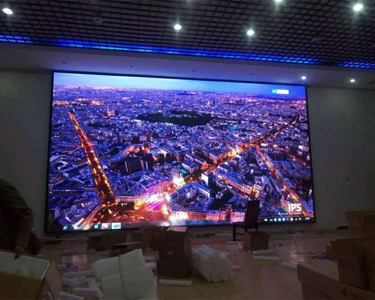 室内led电子显示屏定制,汉创Hatress室内显示屏厂家示例图6