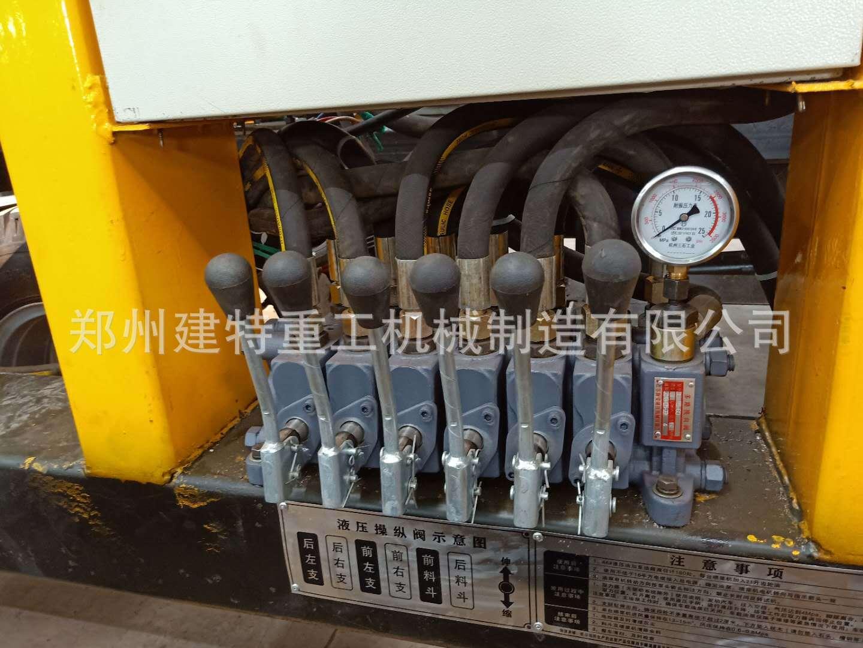广西地区厂家直销自动上料喷浆车  混凝土喷浆车  喷浆机组示例图8