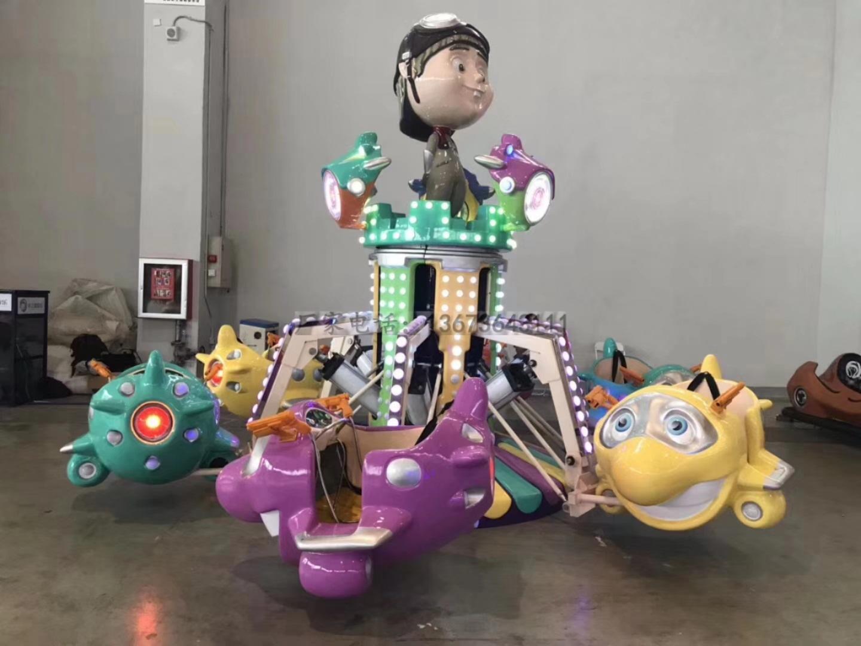 郑州大洋儿童游艺设备专业定制极速漂移碰碰车 广场 室内 户外儿童漂移车游乐设备示例图30