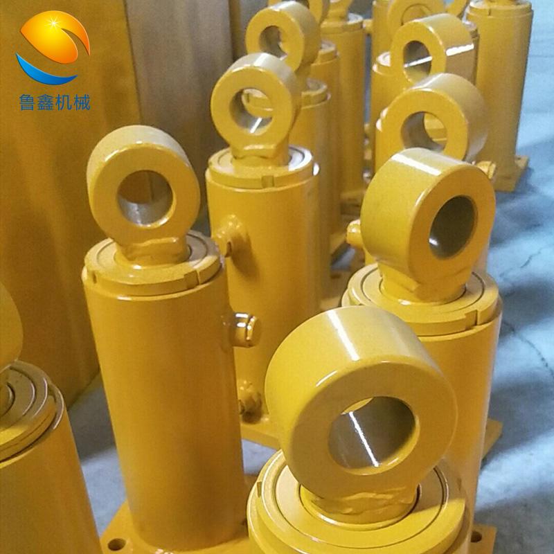 环保工程车辆液压油缸厂家定做批发 80/65-300 济南鲁鑫示例图17