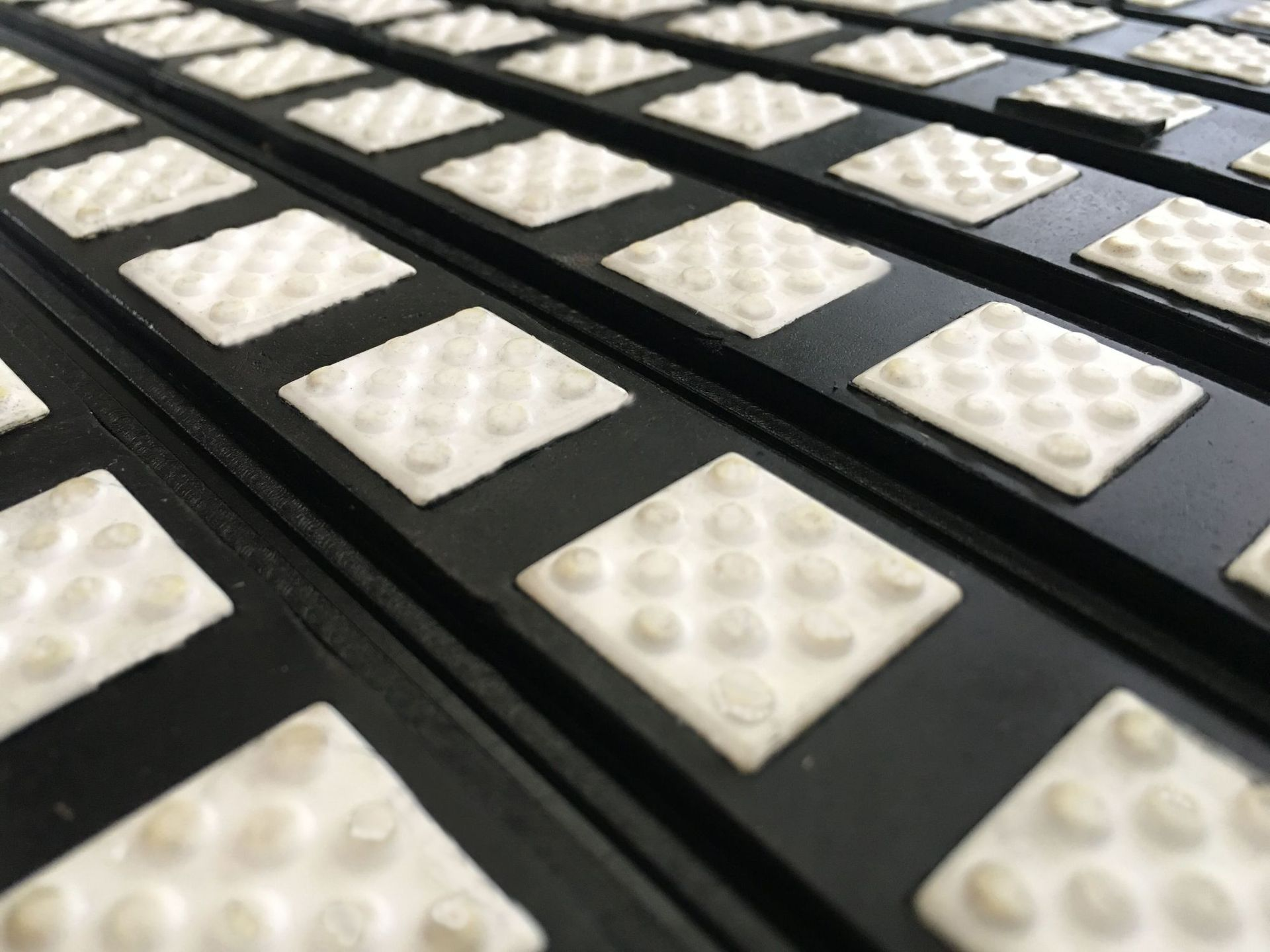 滚筒包胶胶板 陶瓷橡胶板生产厂家示例图7