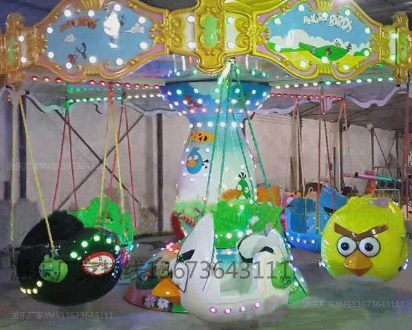 2020郑州大洋游乐设备8臂桑巴气球 儿童游乐厂家直销24座桑巴气球项目示例图57