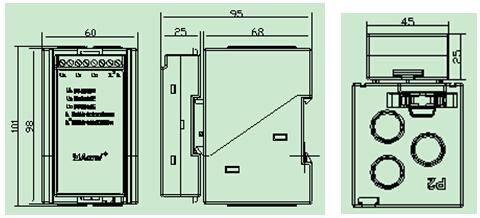 断相保护电动机保护器 安科瑞ARD2-5 马达保护器 启停过载超时低压示例图38