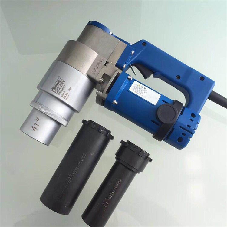 悍博扭剪型电动扳手 扭剪型高强螺栓电动扳手 扭剪螺栓扳手电动扳手示例图4
