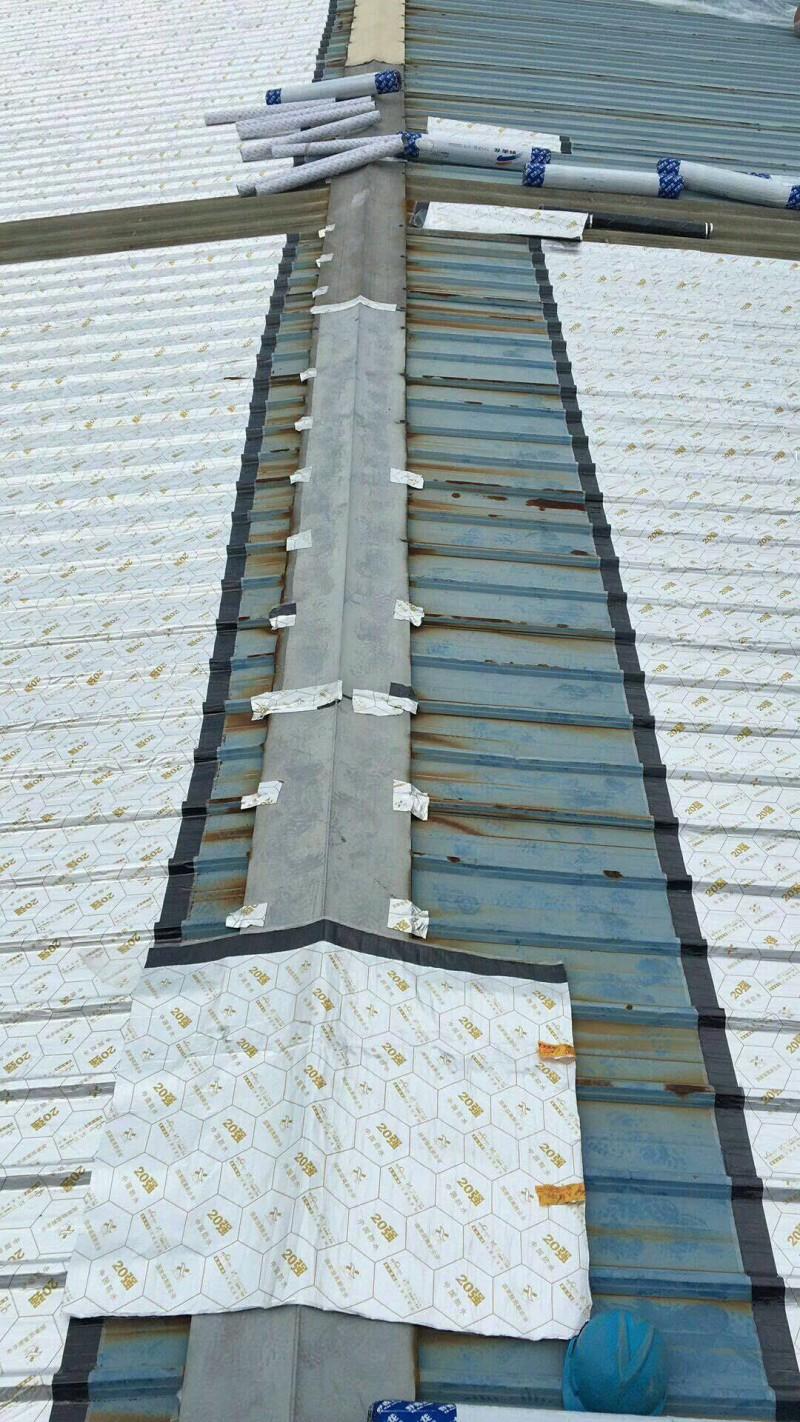 野麦龙彩钢瓦屋面高温抗耐老化防水卷材示例图9