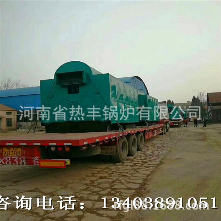 天津市2吨燃油热水锅炉厂家直销/专业承接燃油蒸汽锅炉安装示例图16
