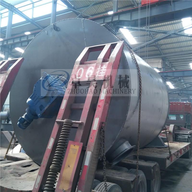 卓昊固定床生物質氣化爐直徑1.5-3米木塊氣化設備價格秸稈氣化爐價格示例圖16