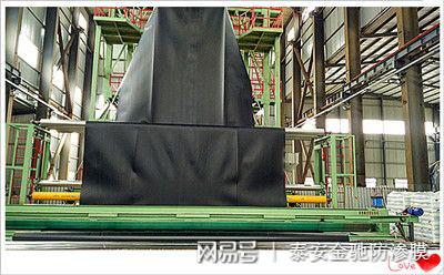陕西宝鸡垃圾填埋场用高密度聚乙烯HDPE0.75mm土工膜价格示例图3