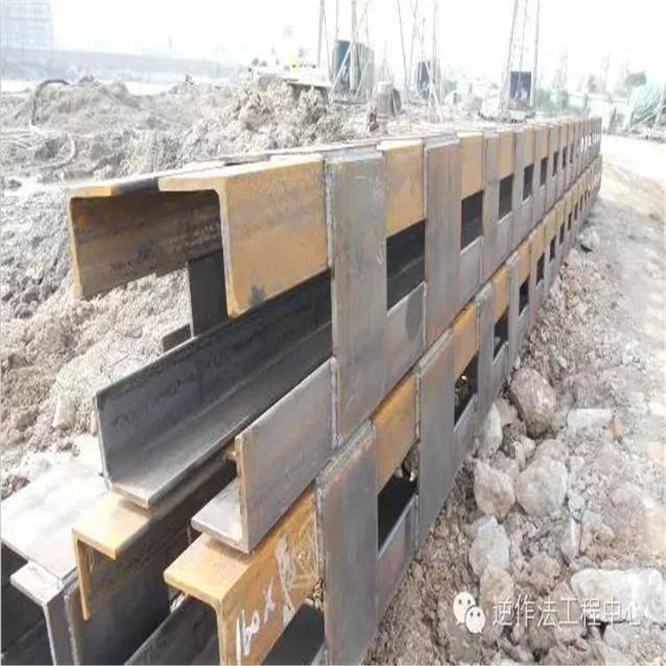 商泰批发等边角钢焊接格构柱灌桩钢管柱河北生产厂家