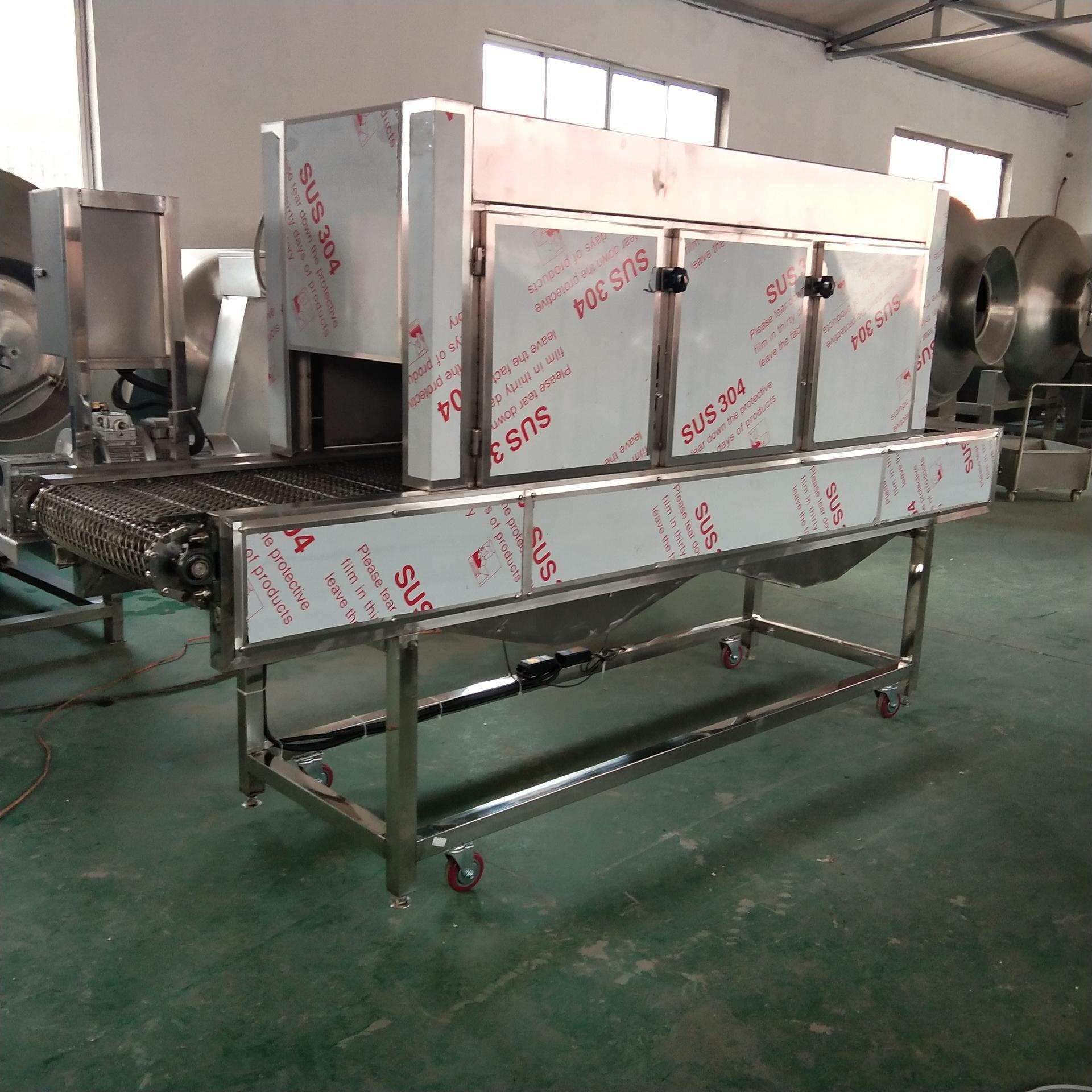 汇康机械新型猪蹄烧毛机 猪爪子喷毛机 液化气烤毛机现货销售