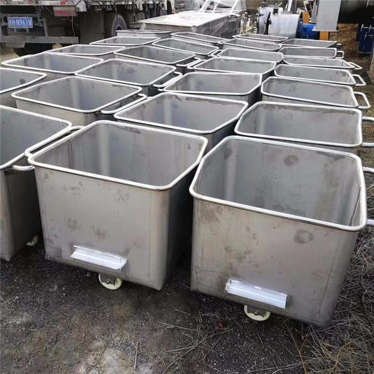 二手設備 道亮二手設備 二手食品級料車 二手200升肉類運輸料車