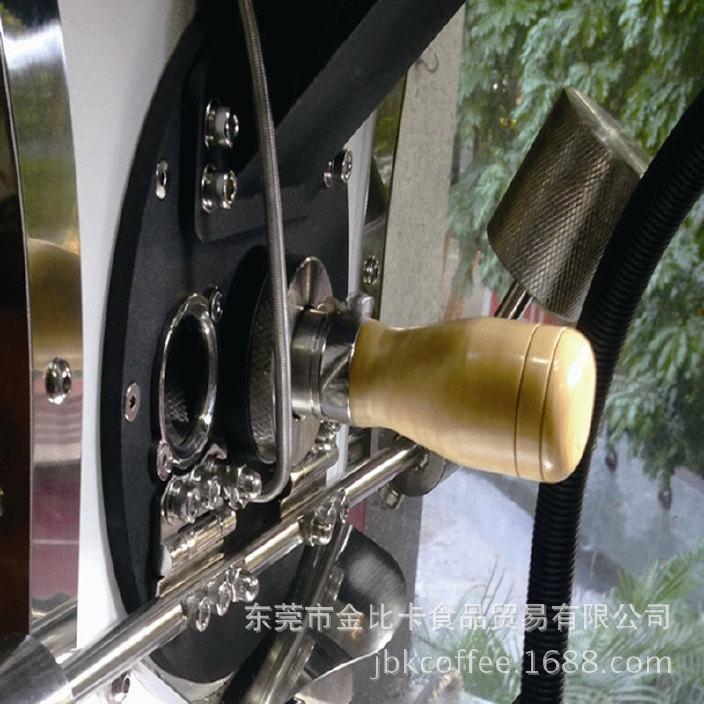 好�9i�9�)���_【低温烘焙咖啡豆哈雷PRO-6KG中小型批发商专用烘焙机Halley炒豆机