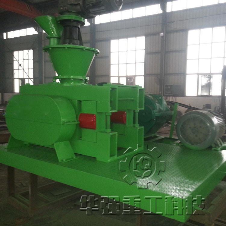 華強 液壓對輥造粒機 質量好 有機肥加工機器 復合肥生產線成本低 適用范圍廣