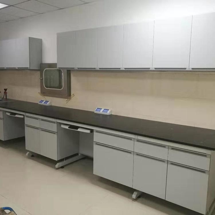 赛思斯 S-SG1广安市钢木操作台 实验室台柜 大理石高温台化工造纸厂沥青防水实验室