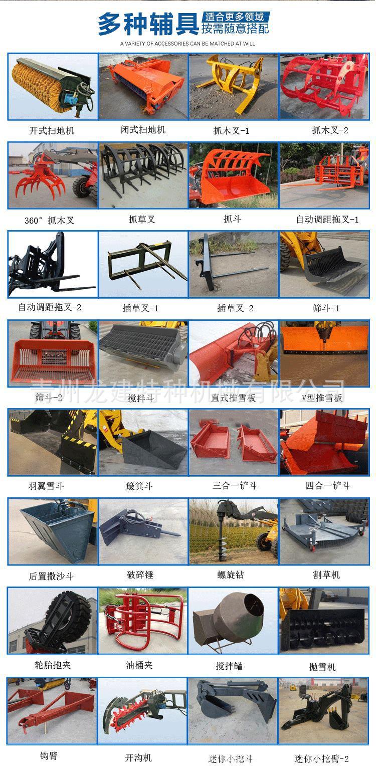 叉車  堆高叉車 柴油動力叉車 運輸示例圖5