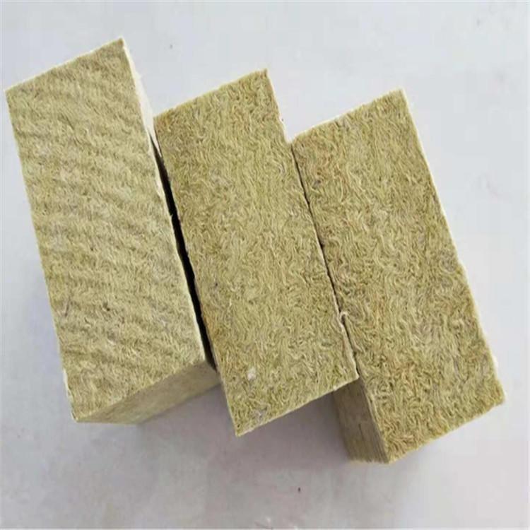 廠家直銷巖棉保溫板 保溫材料   長方形巖棉板