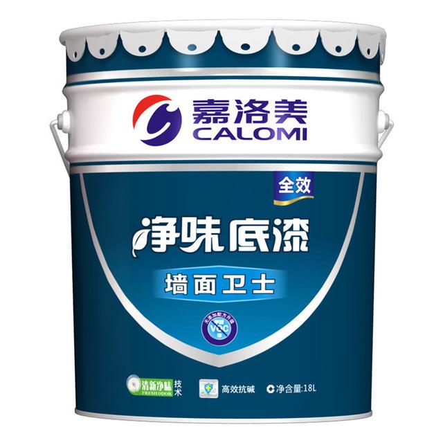 廠家嘉洛美批發外墻通用透明抗堿底漆 高性能凈味封閉墻面漆