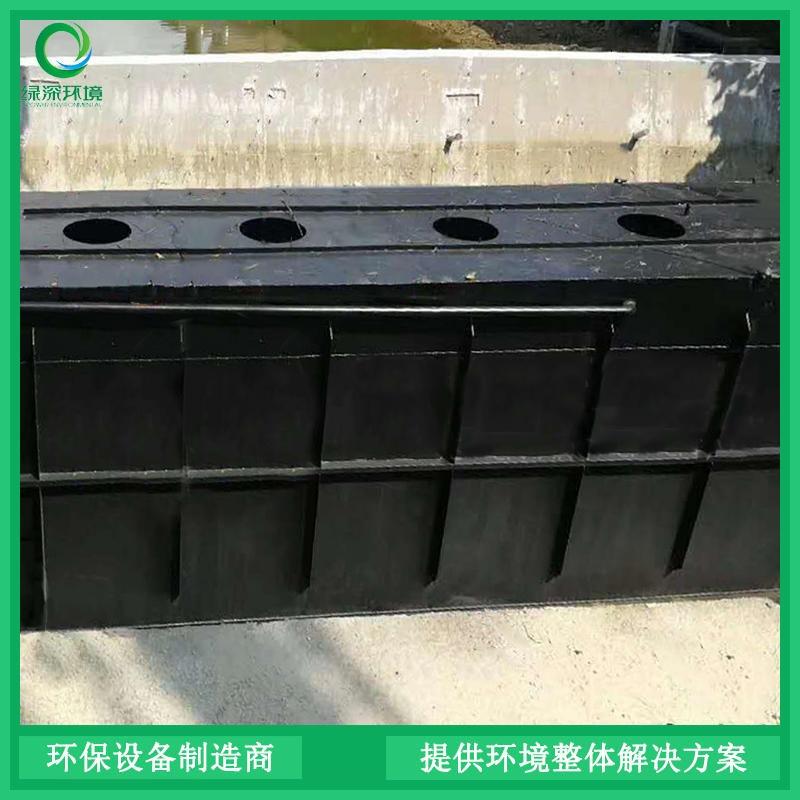 一體化造紙廢水處理設備 造紙工業廢水治理 承接廢水處理工程