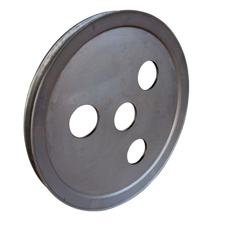 厂家定做旋压皮带轮 冷板 可加工定制旋压加工示例图5