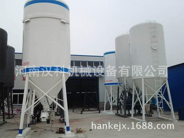 供应厂家直销安徽各地干混砂浆预拌罐 40吨砂浆罐 量大从优示例图11