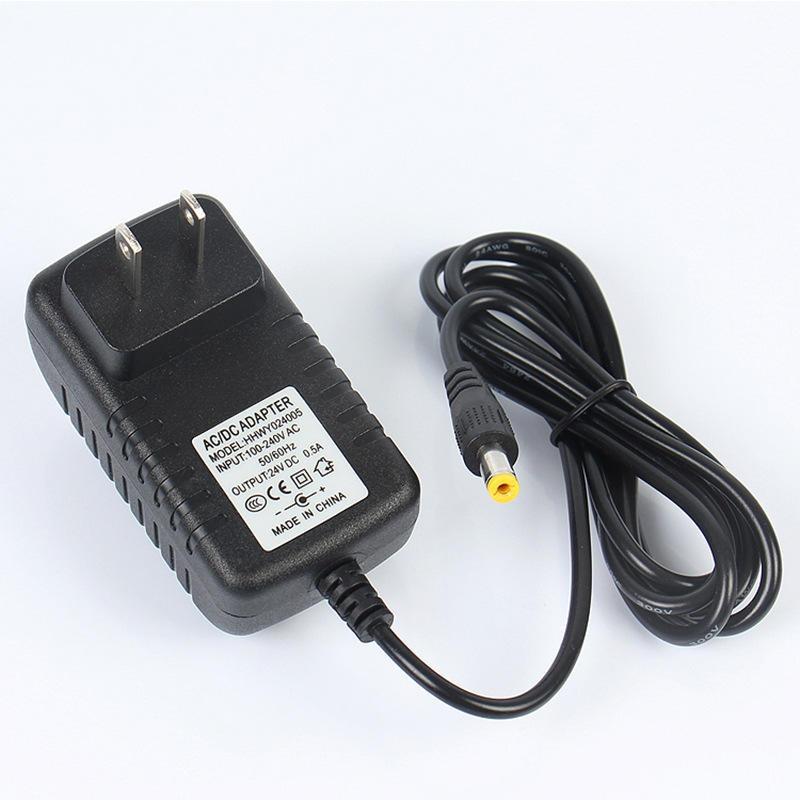 18W12v1.5A电源适配器 直插式美规开关电源 智能设备电源适配器