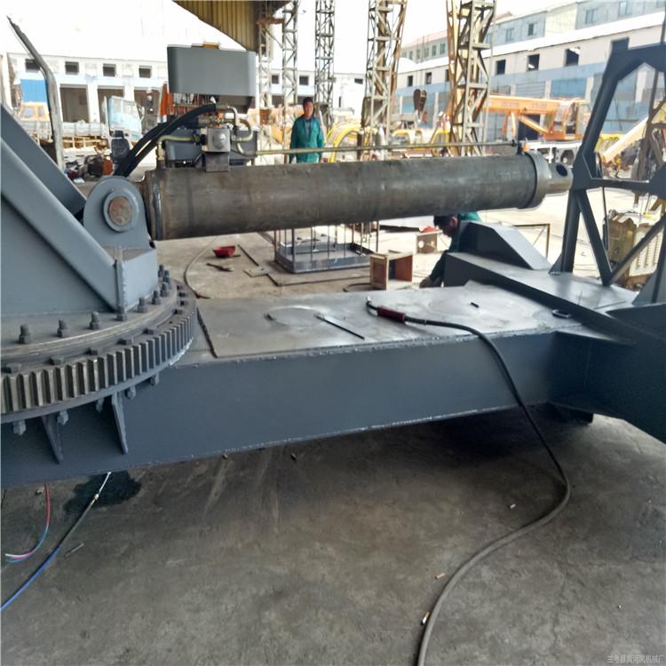黄河风 码头船用吊机价格 船用液压吊 生产批发
