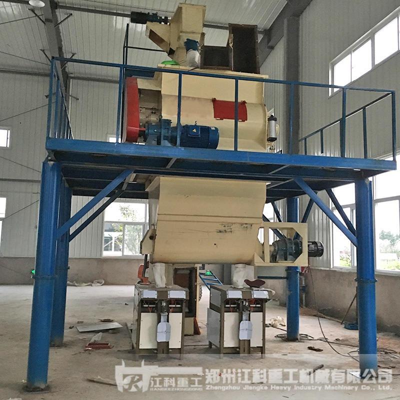 郑州江科重工 腻子粉生产设备价格 腻子粉自动生产线 瓷砖胶勾缝剂搅拌设备  腻子粉生产设备厂家 全自动瓷砖胶生产设备