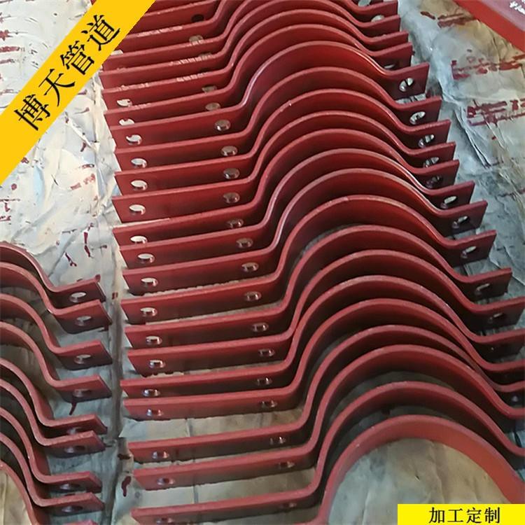 直销 标准三孔长管夹国标 双孔管夹 可任意定做∞尺寸  博天国♀标现台湾佬电影网供应