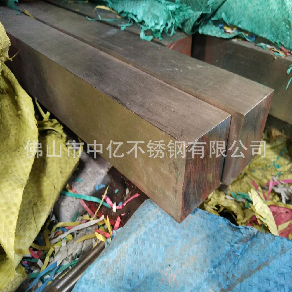 不锈钢扁钢 304不锈扁钢 316L扁条 冷拉扁钢方钢酸白定做 零切示例图2