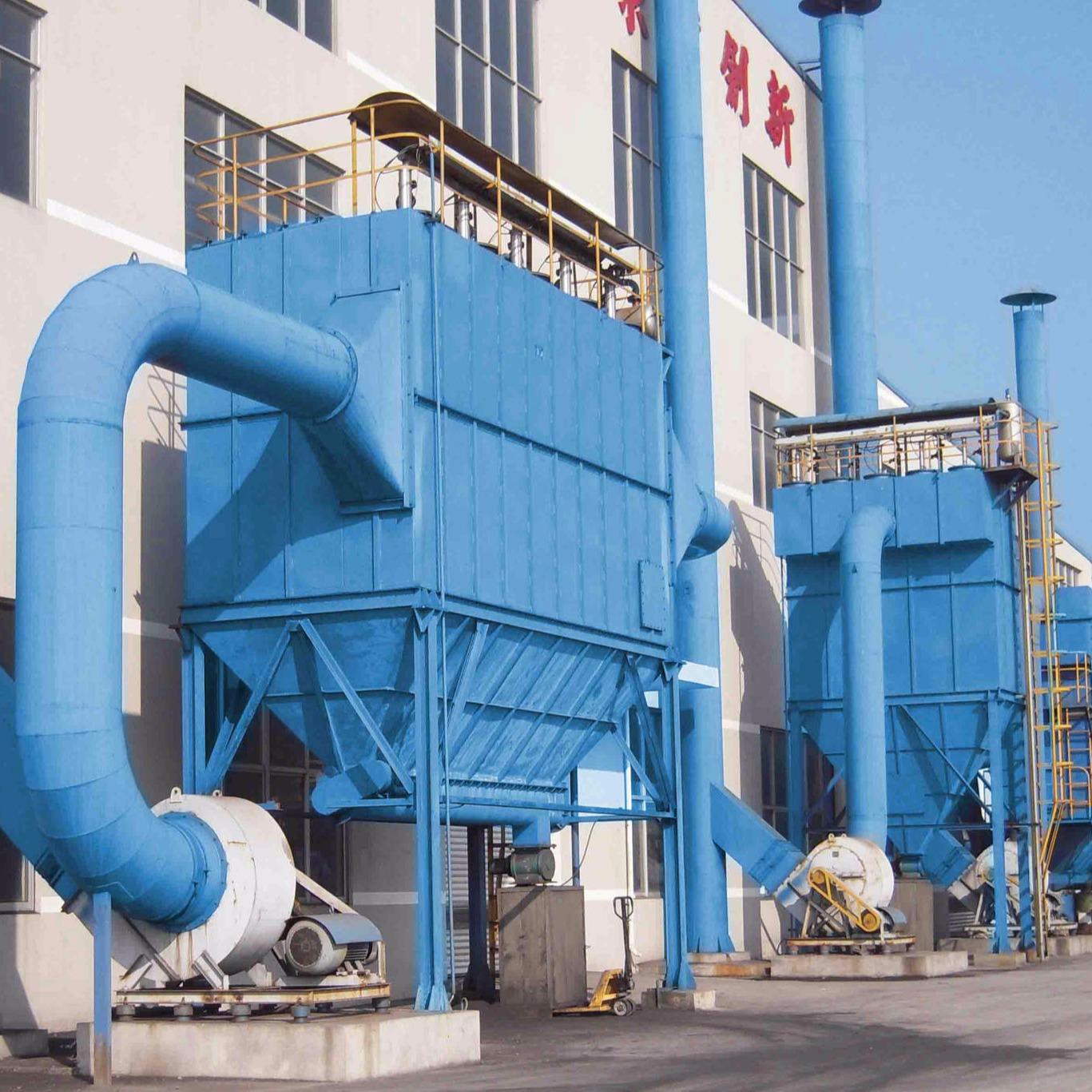 垃圾焚燒爐 MC脈沖袋式除塵器 科宇制造 大中小型布袋除塵器