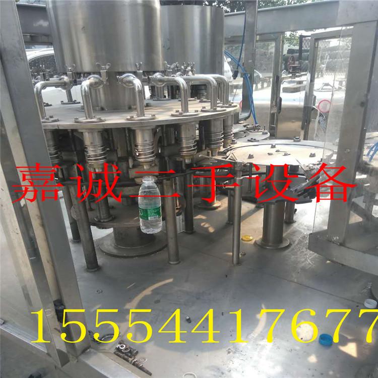 购销二手水处理,二手三合一灌装机 二手大桶水灌装机 吹瓶机示例图2