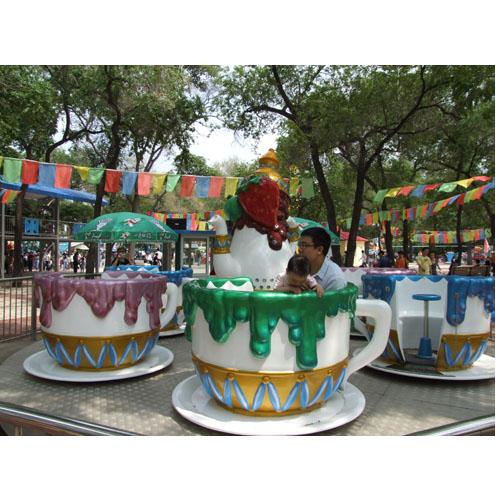 2019厂家直销老少皆宜旋转咖啡杯 新型游乐儿童转转杯咖啡杯游乐设备示例图16