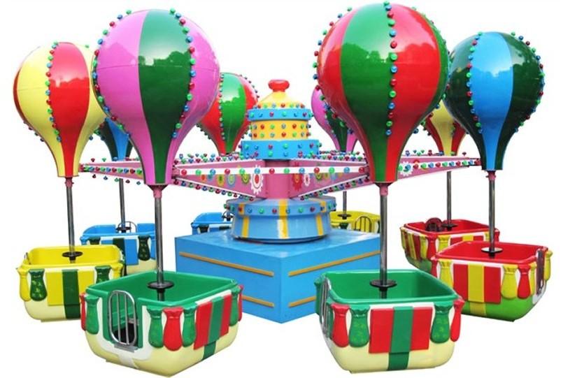 户外亲子游乐设备桑巴气球,旋转升降桑巴气球款式新颖安全优质品质优良等你来拿哦示例图7
