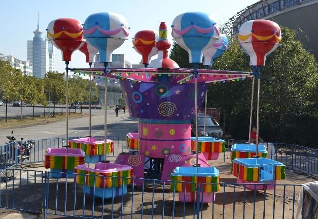 户外亲子游乐设备桑巴气球,旋转升降桑巴气球款式新颖安全优质品质优良等你来拿哦示例图11