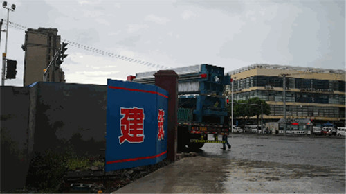 上海建筑工地钻孔灌注桩泥浆处理都用压滤机示例图1