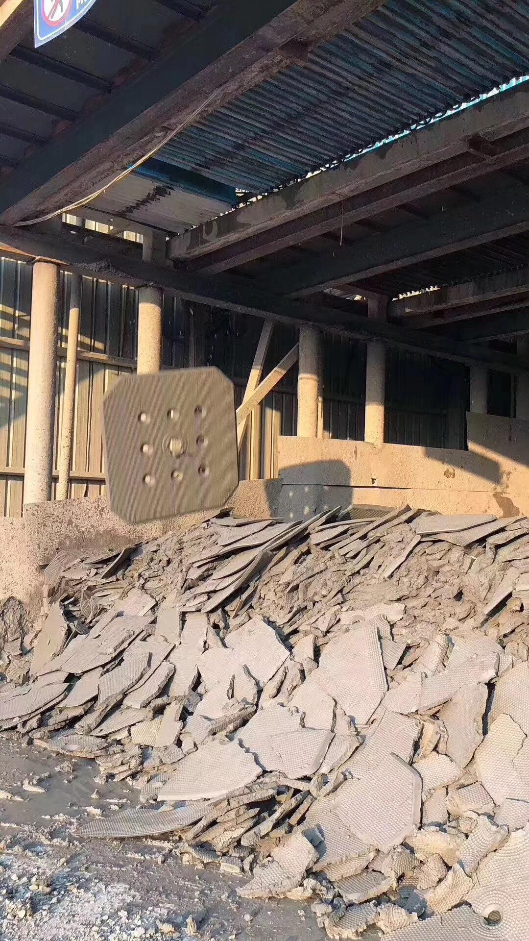 桥梁桩泥浆脱水压榨机,高速高铁施工打桩泥浆处理设备示例图5
