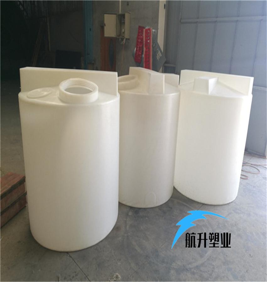 PE加药箱 江西加药桶厂家航升塑业供应1吨污水搅拌加药桶示例图7
