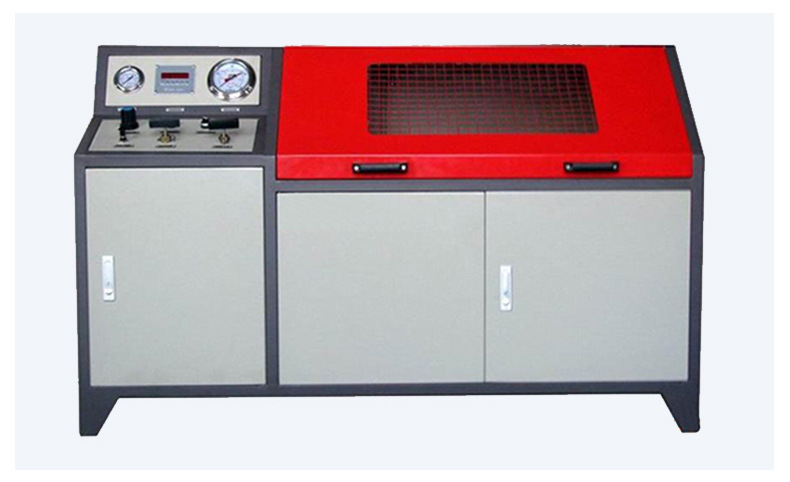 供应现货水压试验机 高低压水压检测台阀体强度试验机 量大从优示例图12