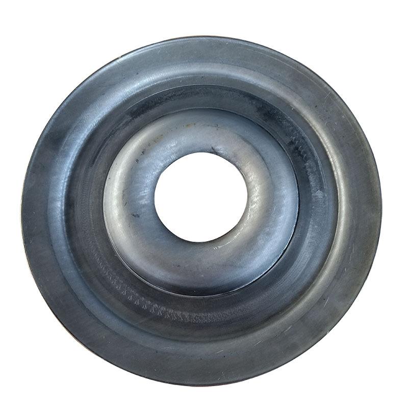 粉碎机械专用配套劈开式V型皮带轮尺寸精准外观精致质量保证示例图1