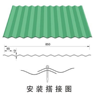 YX15-225-900型瓦楞铝板储油罐脱乙醇塔示例图1