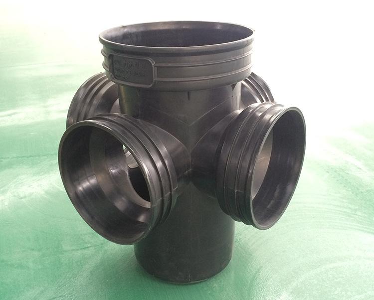 450*400流槽起始井 厂家直销|污水塑料检查井 批发示例图8