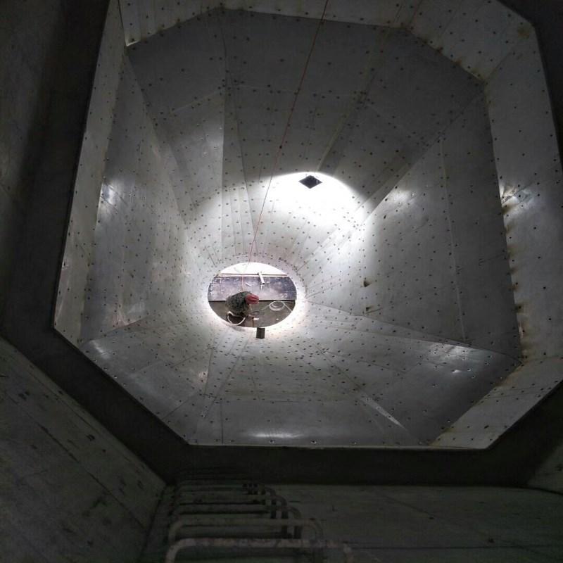 厂家直销煤仓衬板 超高分子量聚乙烯煤仓衬板耐磨生产厂家示例图5
