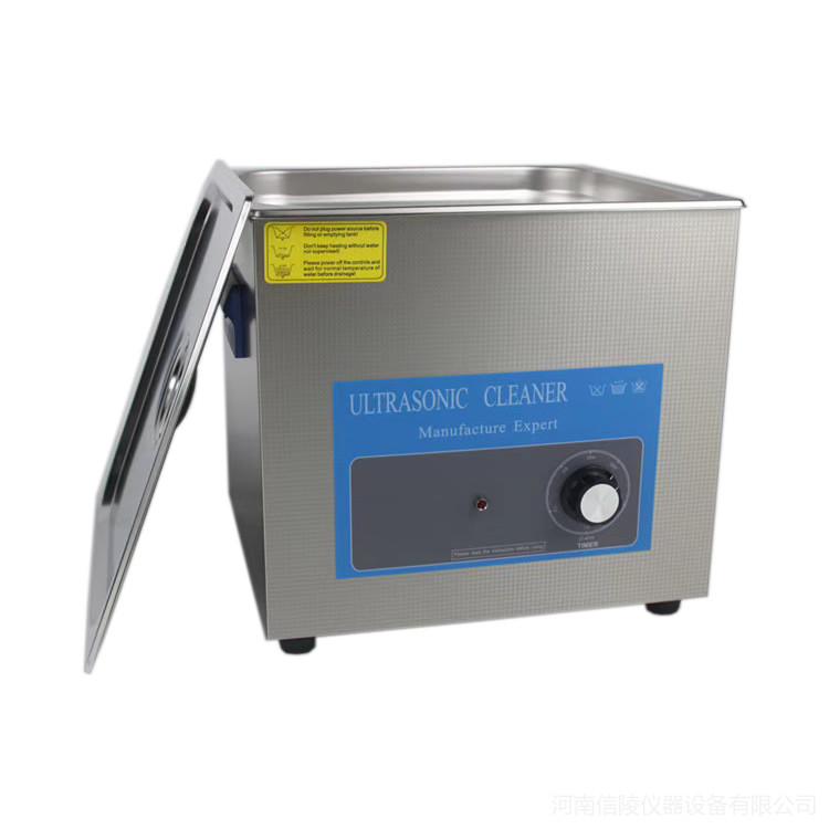 KQ-500定时超声波清洗机 不锈钢超声波清洗机 实验室超声波清洗机示例图1