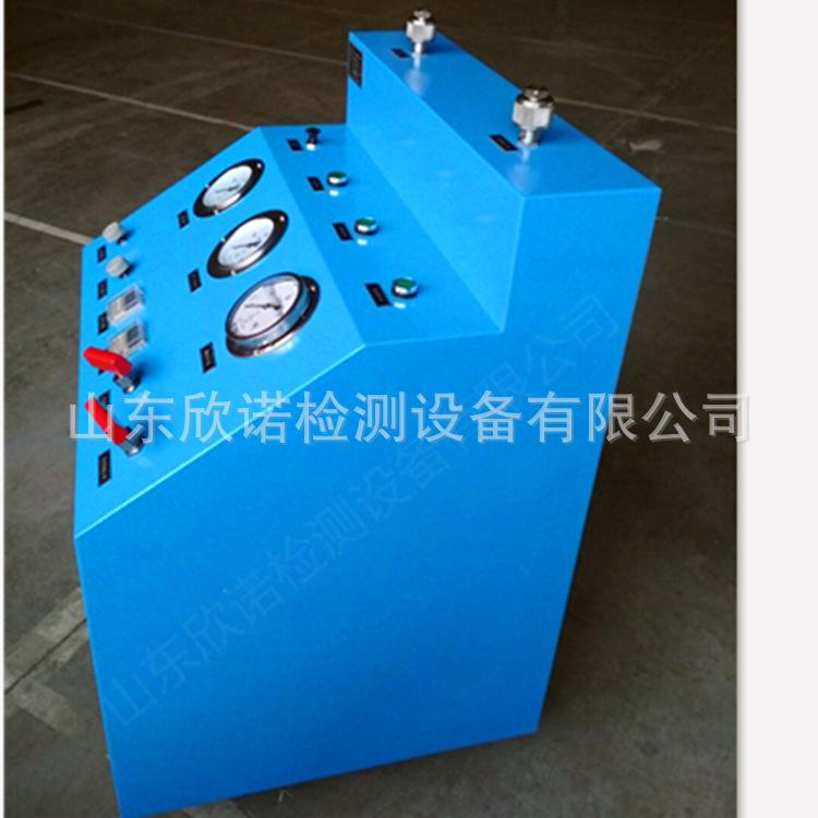 全封闭箱体美观大气 配置可选 易操作 空气驱动 压力表疲劳试验机示例图8