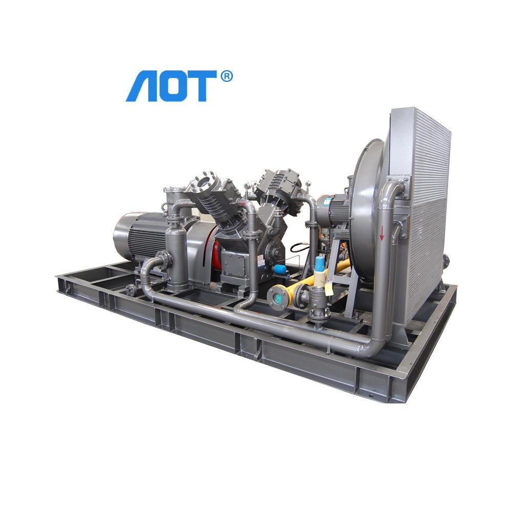 蚌埠奧特 VW-6.0/6-20 活塞式 無油潤滑 氮氣壓縮機 廠家直銷
