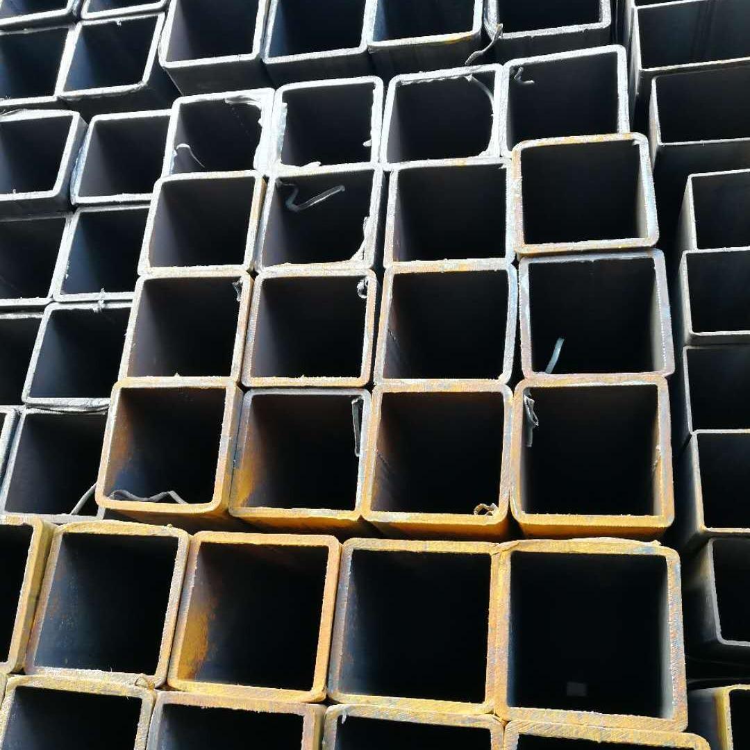云南省昆明市廠家直銷矩形管60-120材質Q195